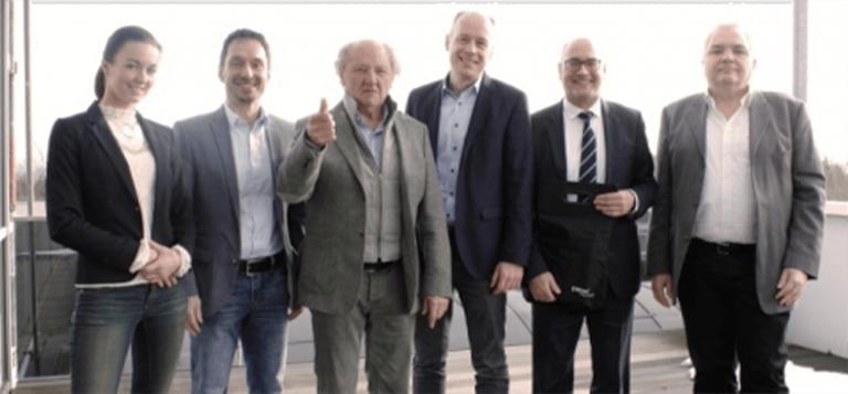 EVOline investiert auf Rosmart